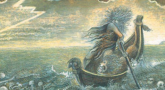 A última busca de Gilgamesh